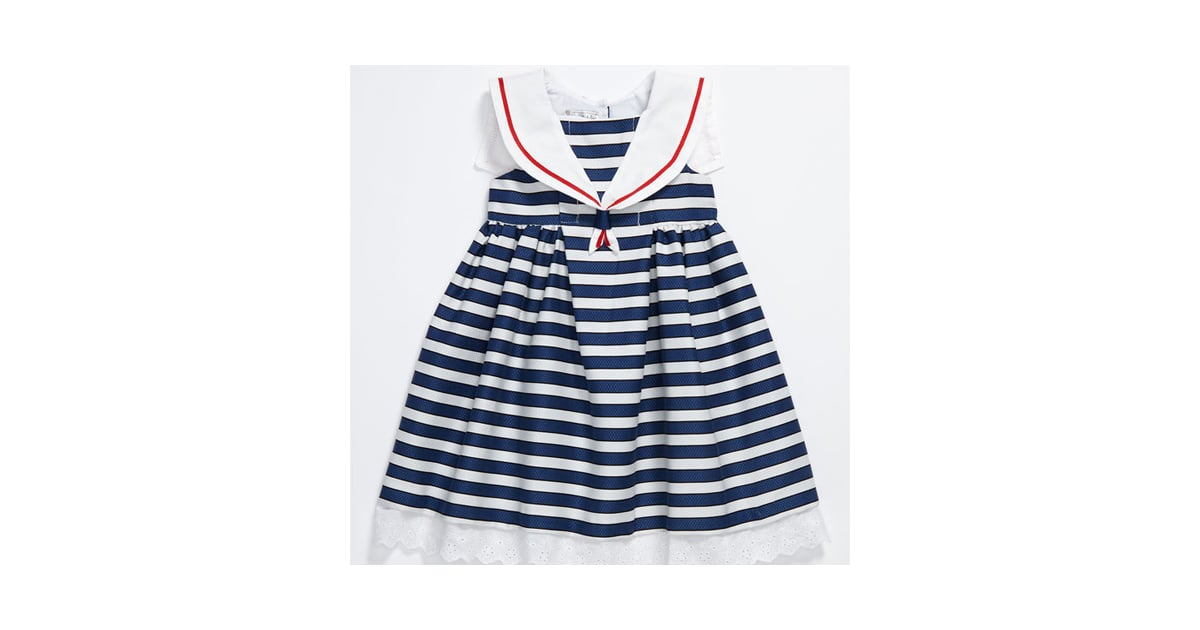 Navy Nautical Dress Set - Infant, Toddler & Girls by Good Lad on zulily Find this Pin and more on Nautical Clothes for Children by The Nautical Company. Im so buying this for me new niece Navy Nautical Dress Set - Adorable!