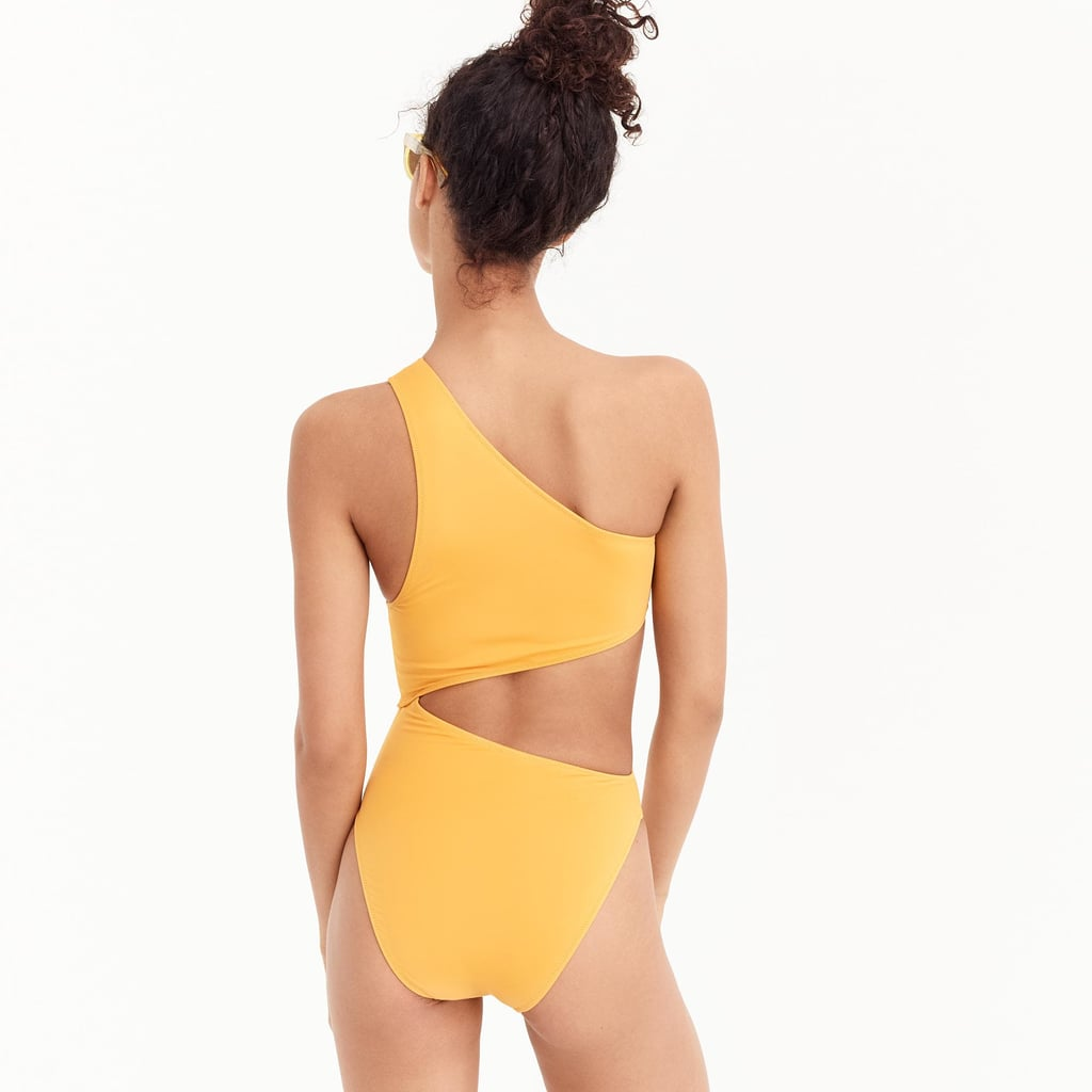 8111b5931416c J.Crew Playa Tilden Cutout One-Piece Swimsuit ($50) | J.Crew Playa ...