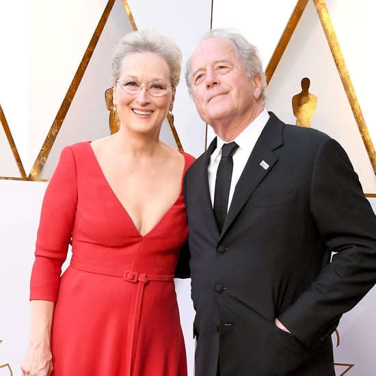 Meryl Streep and Don Gummer at the 2018 Oscars