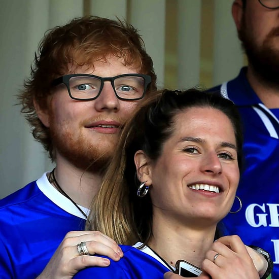 What Did Ed Sheeran and Cherry Seaborn Name Their Daughter?