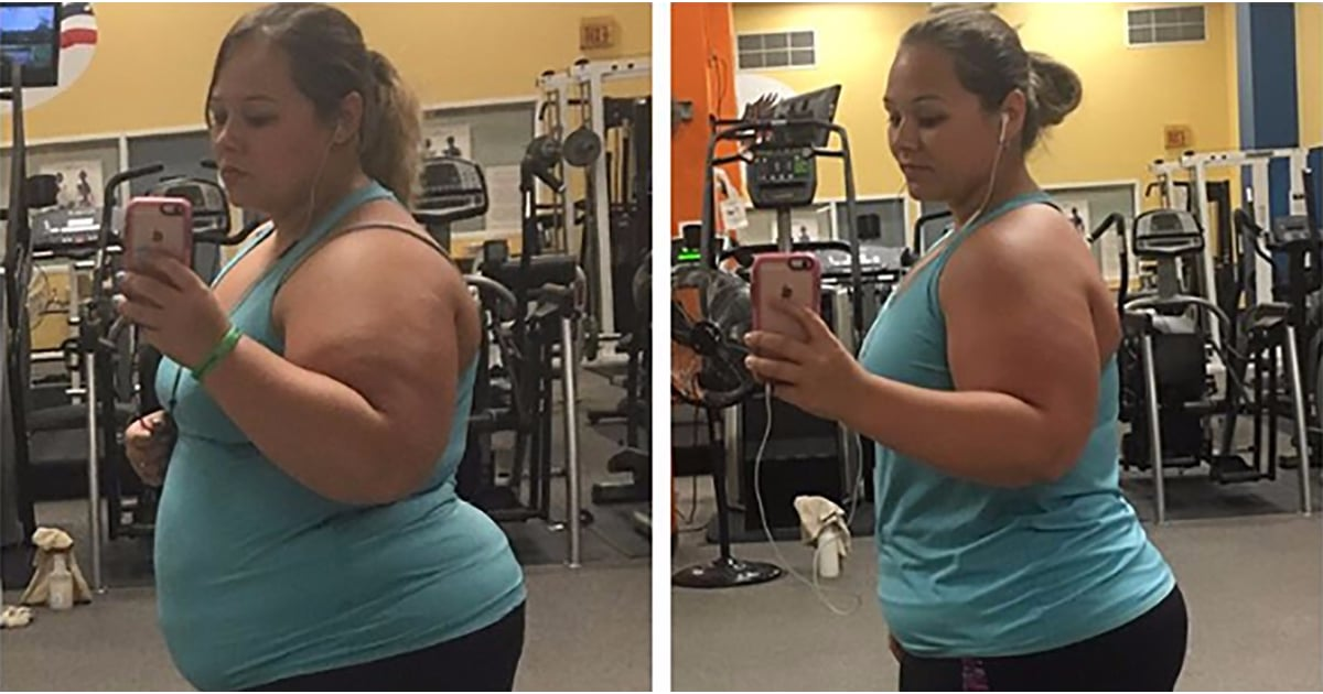 This 8-Month Before-and After-Will Inspire You to Start Your Journey Today
