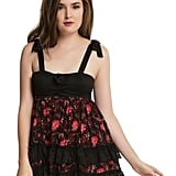 Enchanted rose babydoll