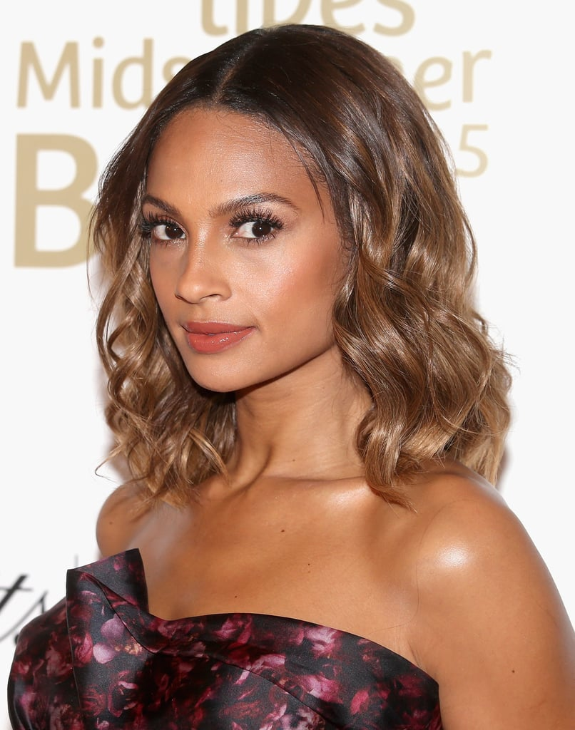 Alesha Dixon | Best Bob Haircuts For All Hair Types | Celebrity Photos | POPSUGAR  Beauty UK Photo 24