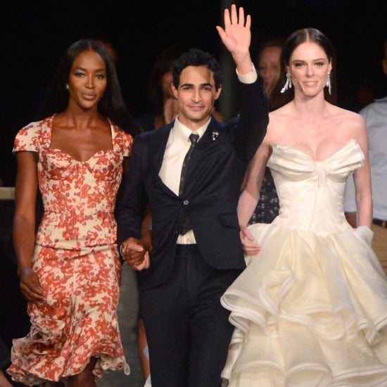 Pictures and Review of Zac Posen Spring Summer New York Fashion Week Runway Show