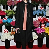 Carey Mulligan posed for photos on the red carpet in NYC.