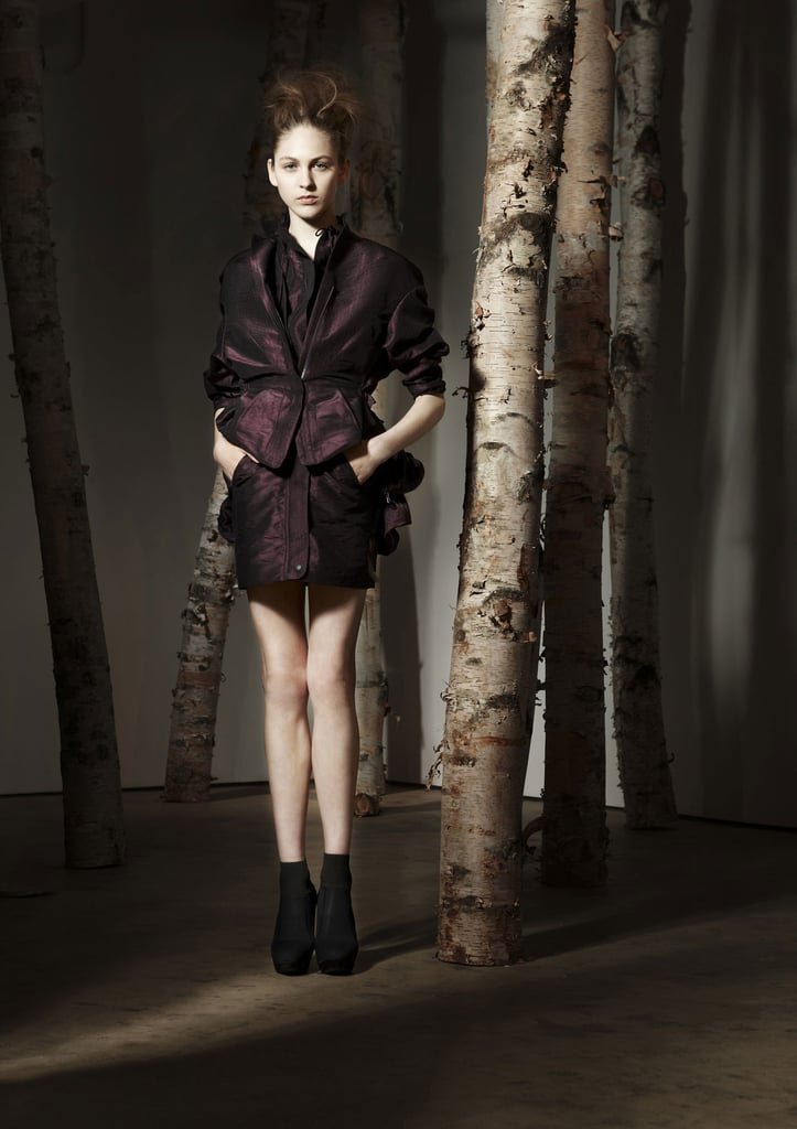 Brood's Sophomore Collection of Sportif Couture Brings Out the Big Guns