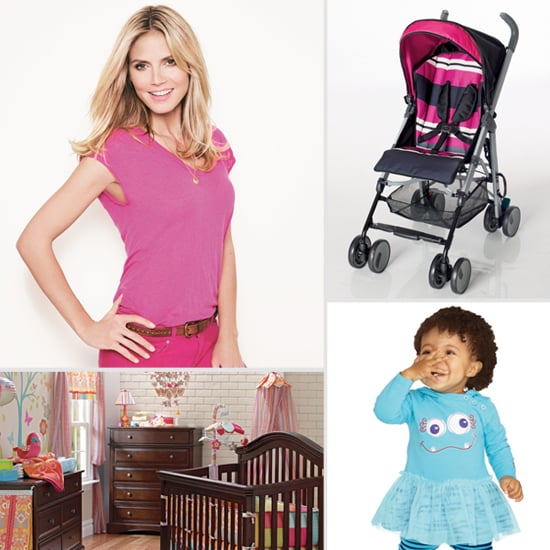Heidi Klum Truly Scrumptious Collection For Babies R Us