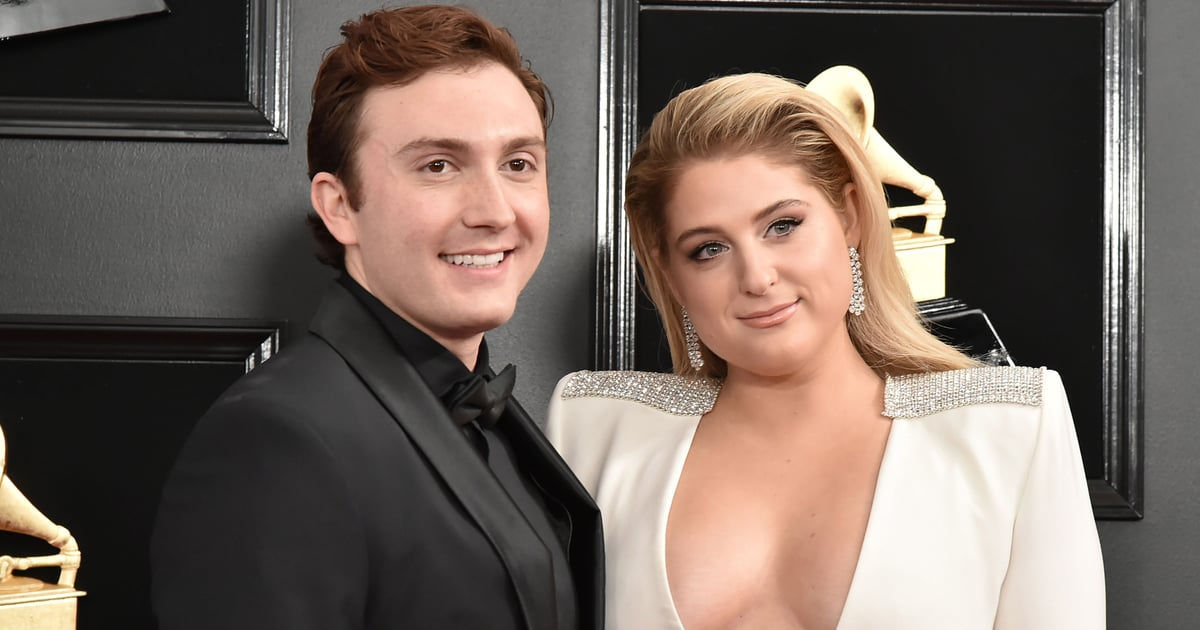 """Meghan Trainor Understandably Freaked When It Sounded Like Her 4-Month-Old Said """"I Love You"""".jpg"""