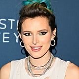 Bella Thorne With Teal Ends