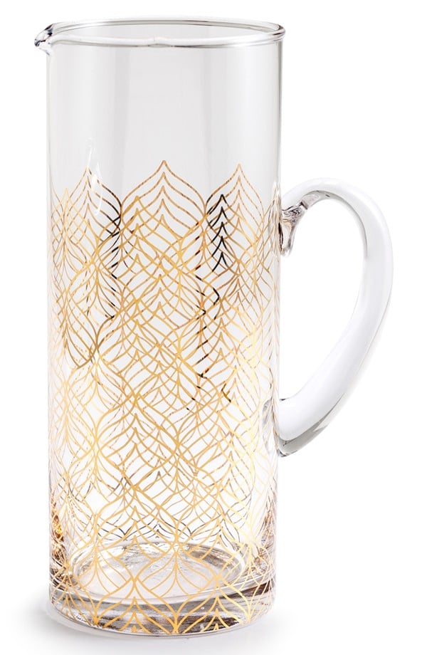 Rosanna Glass Pitcher