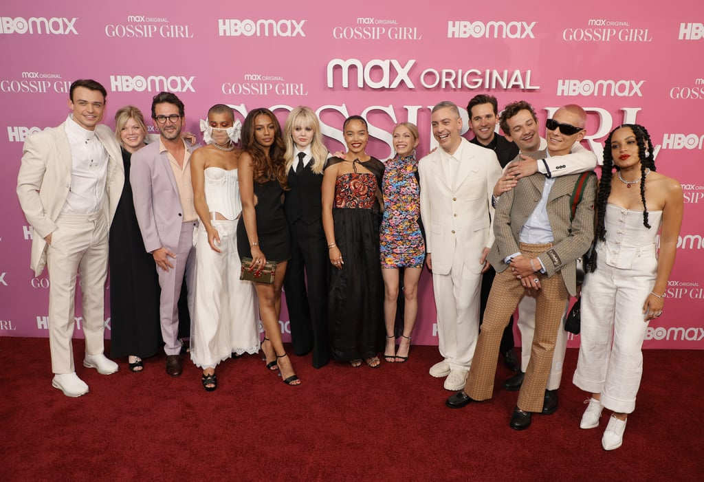 The Gossip Girl Reboot Cast Took Over NYC For the Premiere