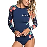 Roxy Long Sleeve Rash Guard
