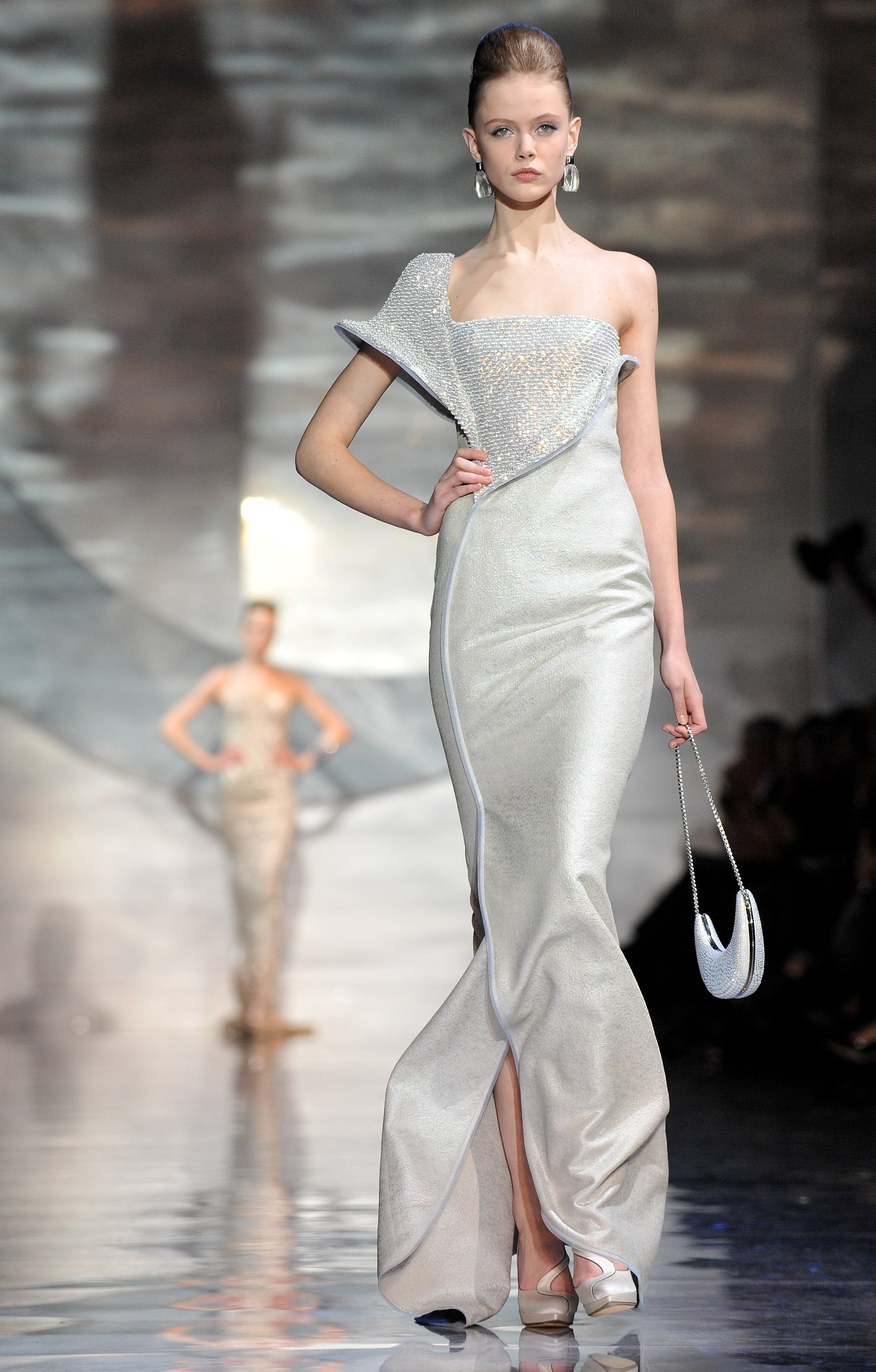 Prive armani haute couture spring recommend to wear in everyday in 2019