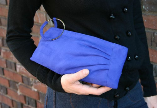 Simply Fab: Melanie Dizon Sugar Clutch