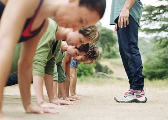 Exercise Tips From a Boot Camp Instructor