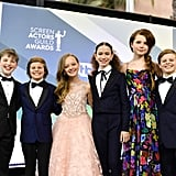 The Big Little Lies Kids at the 2020 SAG Awards