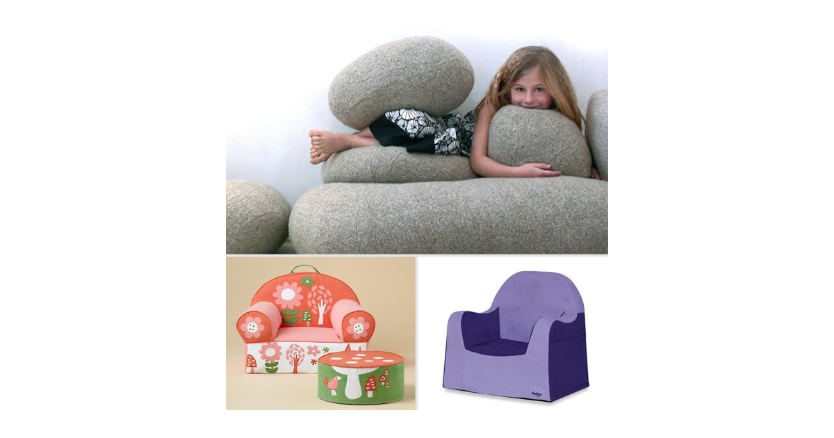 Cozy Toddler Chairs Popsugar Family