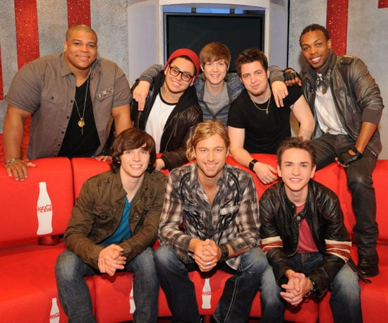 Rate the American Idol Top 8 Guys