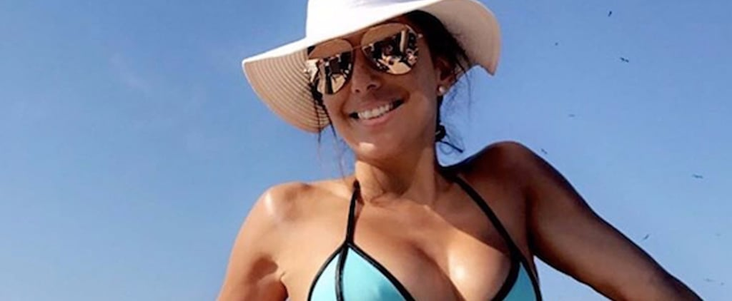 20 of Eva Longoria's Best Bikini Moments Through the Years