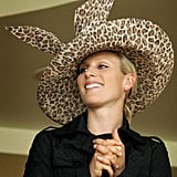And This Amazing Leopard Hat to the Royal Ascot in 2007!