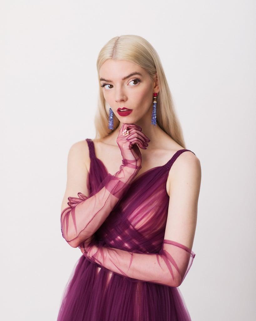Anya Taylor-Joy's Dress at the 2021 Critics' Choice Awards