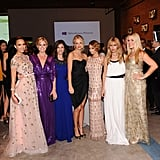 Rachel Zoe, Jessica Alba, Julie Bowen, Busy Phillipps, and more were in attendance for the Baby2Baby Gala in LA.