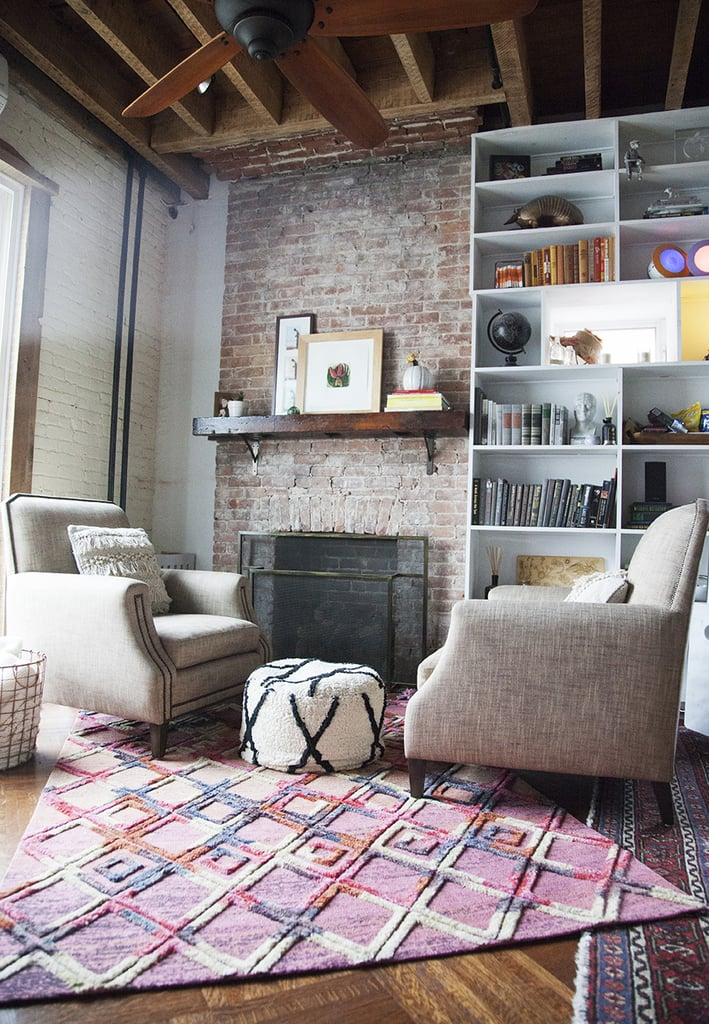 Layer Rugs for Intrigue