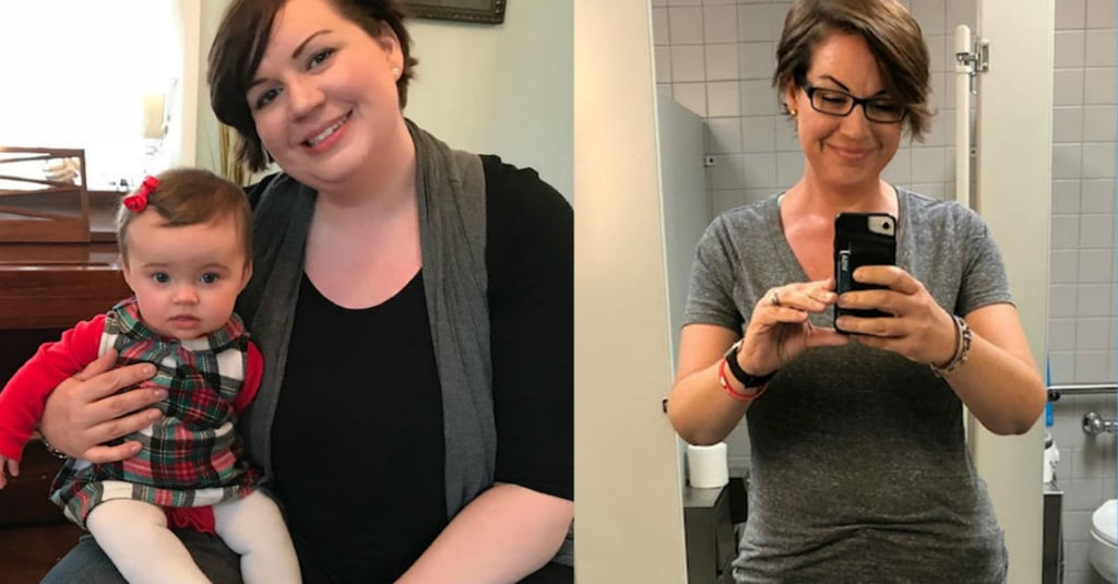 108 Pound Weight Loss Transformation Heart Attack Survivor