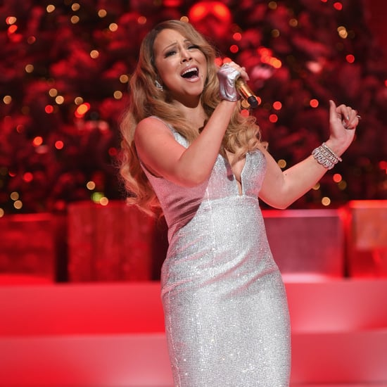 "Mariah Carey ""The Star"" Christmas Song"