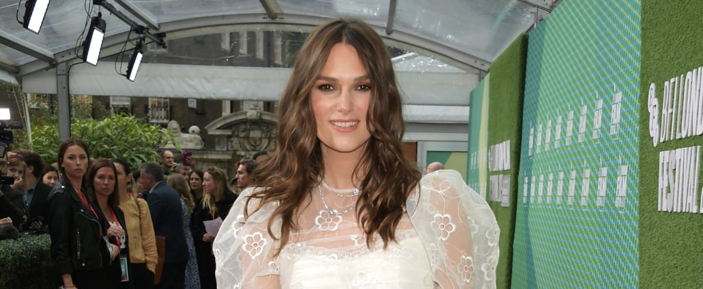 What Did Keira Knightley Name Her Second Daughter?