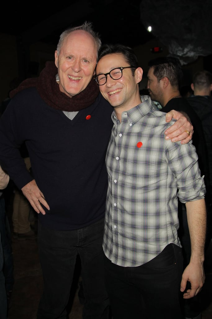 Here He Is With 3rd Rock Costar John Lithgow, 13 Years Later