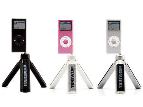 Boomtune Tripod iPod Speakers