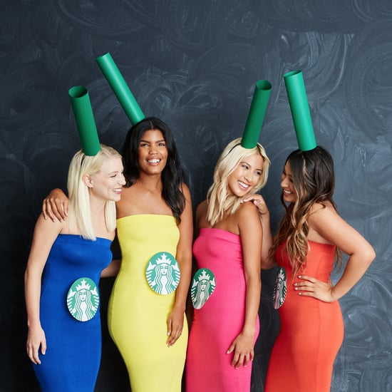 DIY Starbucks Group Halloween Costume