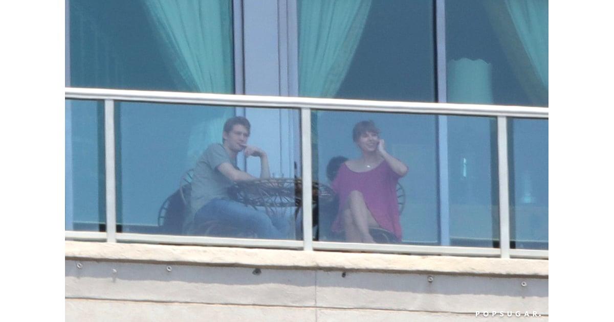 Taylor Swift And Joe Alwyn In Nashville In June 2017 The Tiny Glimpses We Ve Gotten Of Taylor Swift And Joe Alwyn S Love Story Popsugar Celebrity Photo 10
