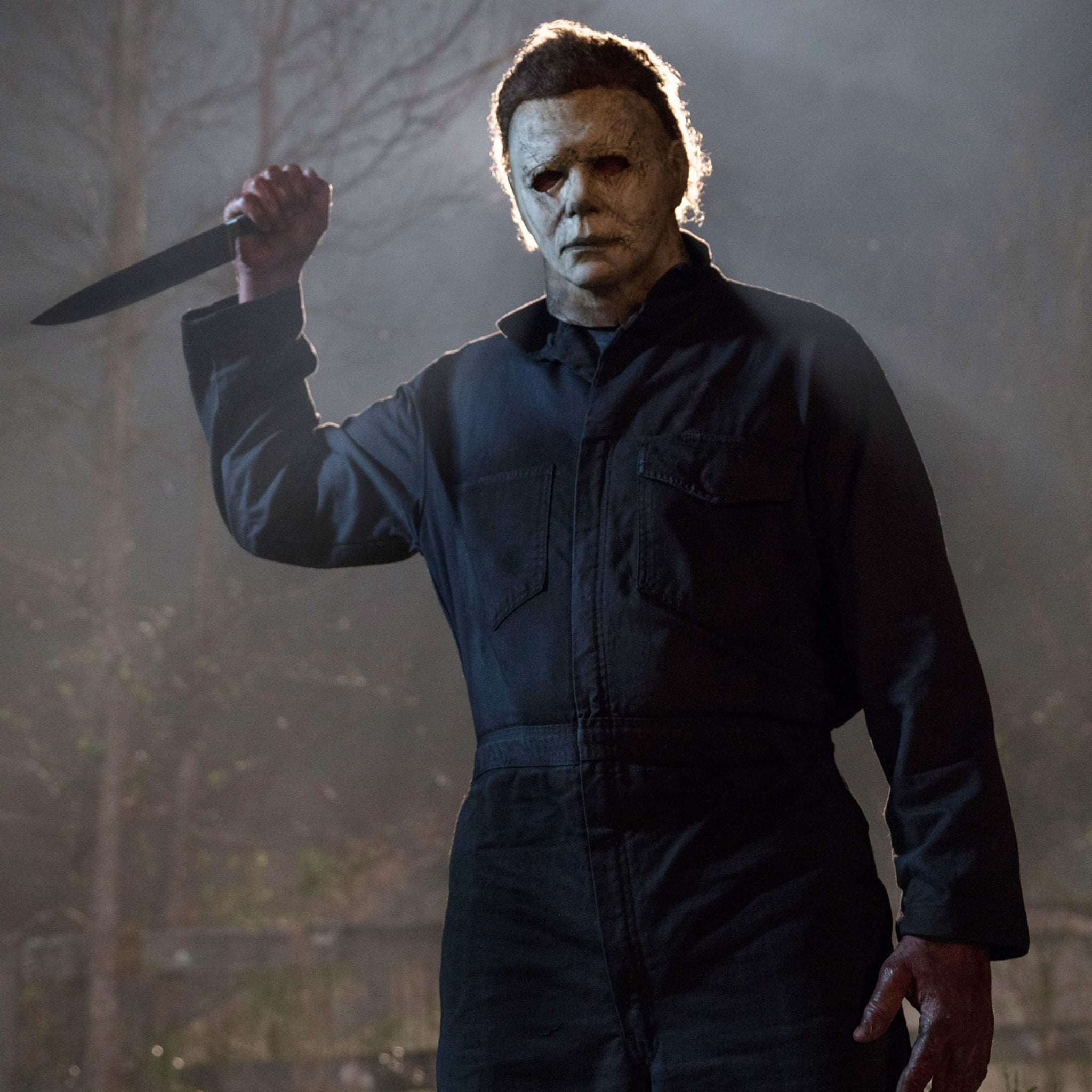 who plays michael myers in halloween 2018? | popsugar entertainment