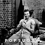 House 99 by David Beckham Campaign Shot