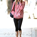 Gwyneth Paltrow wore pink.