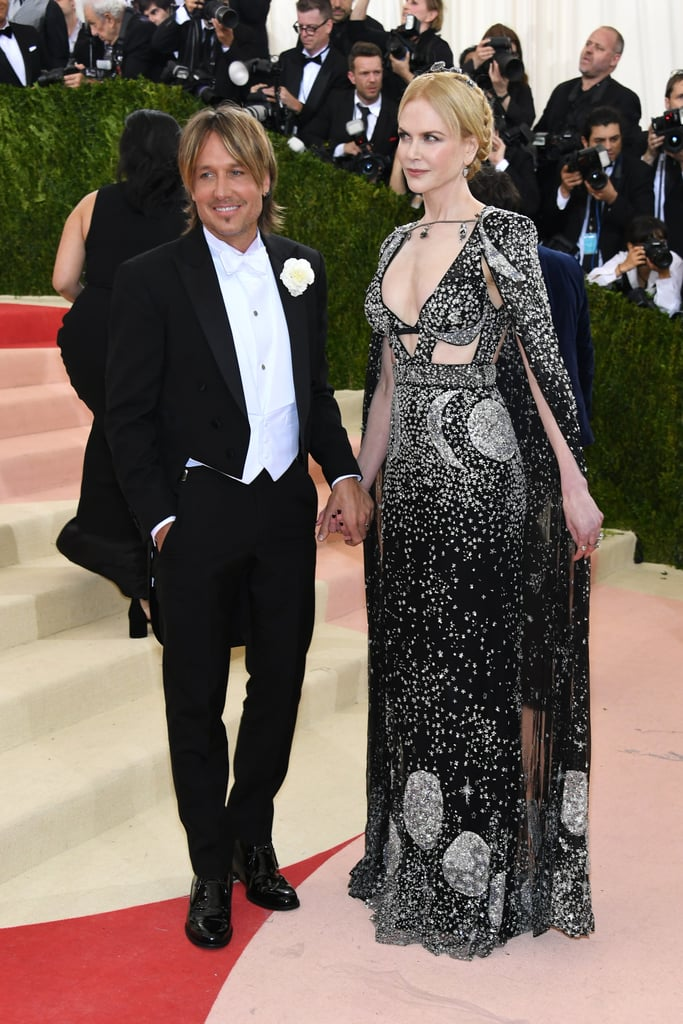 Keith Urban Nicole Kidman at Met Gala 2016
