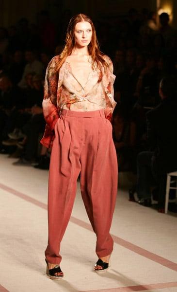 London Fashion Week: Paul Smith Spring 2009