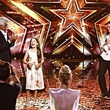Emanne Beasha's Golden Buzzer Performance on AGT Video