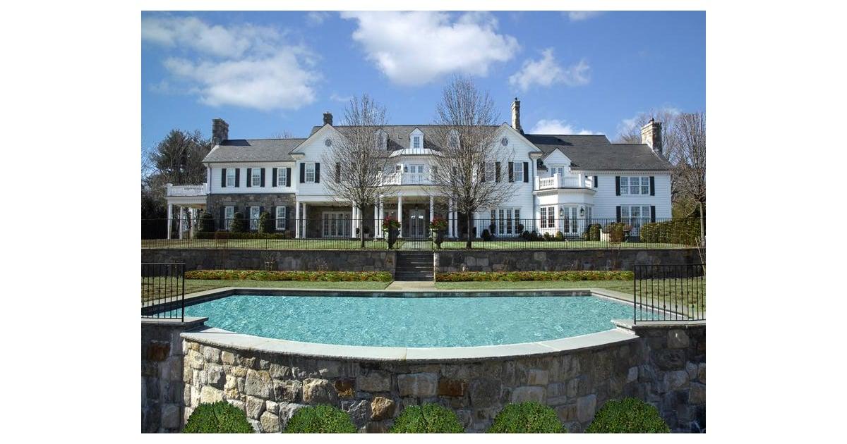 this just in tommy hilfiger puts mansion up for sale. Black Bedroom Furniture Sets. Home Design Ideas