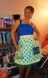 Halloween Look of the Day: Stepford Wife
