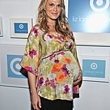 Molly Sims's Flower Power