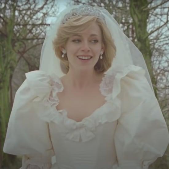 See Kristen Stewart in Princess Diana's Wedding Dress