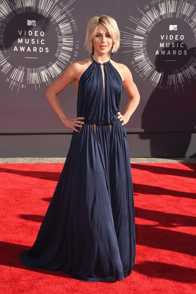 Julianne Hough at the 2014 MTV VMAs