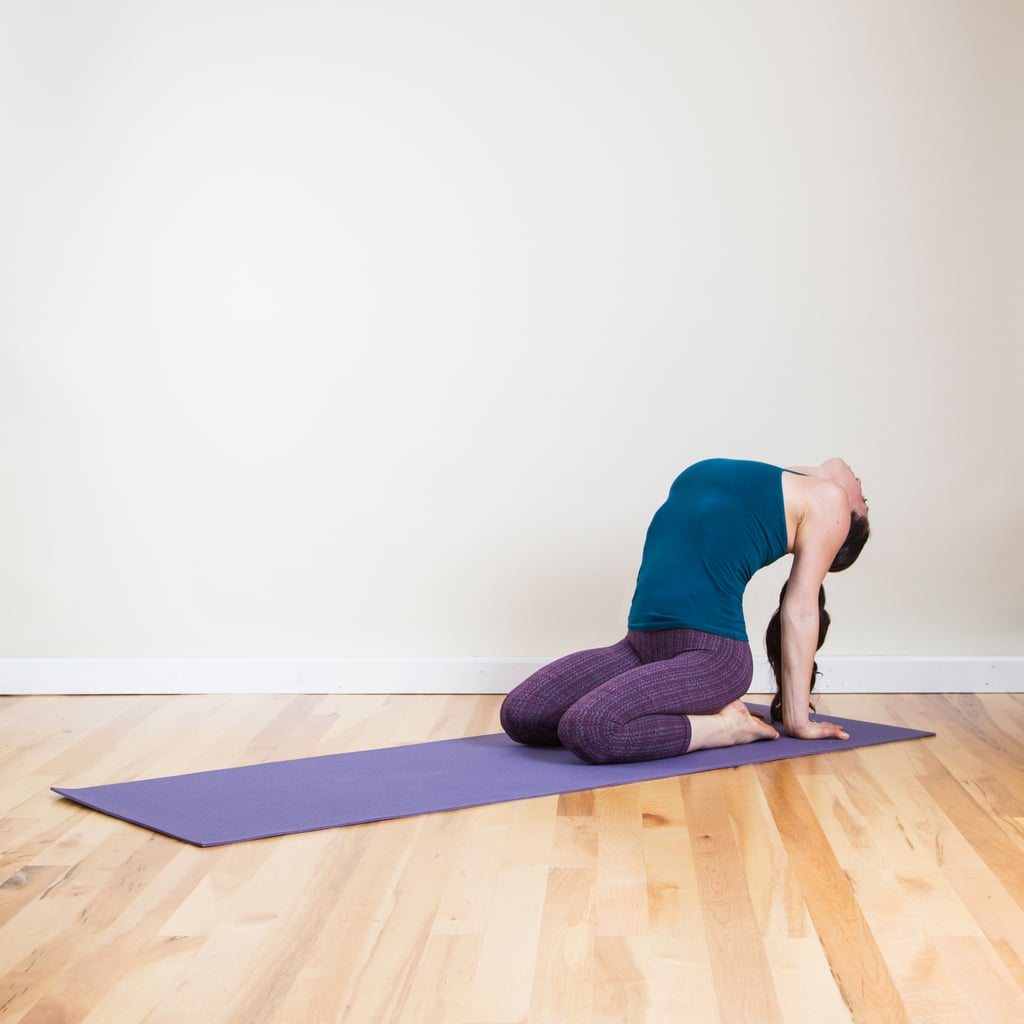 Yoga Sequence to Ease Stress