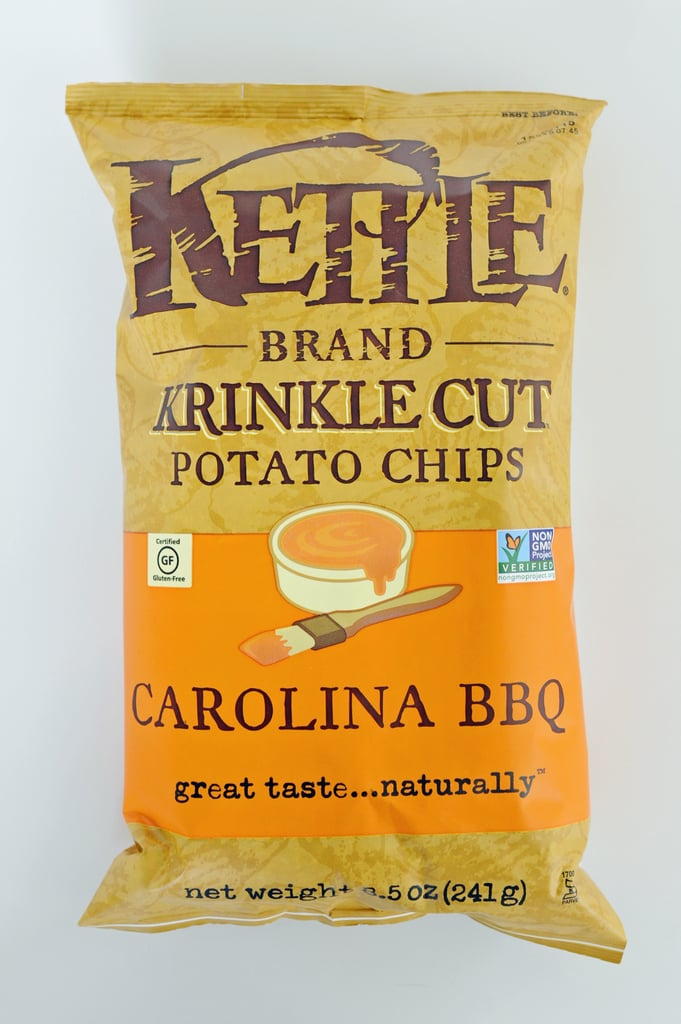Kettle Brand Carolina BBQ Krinkle Cut Potato Chips