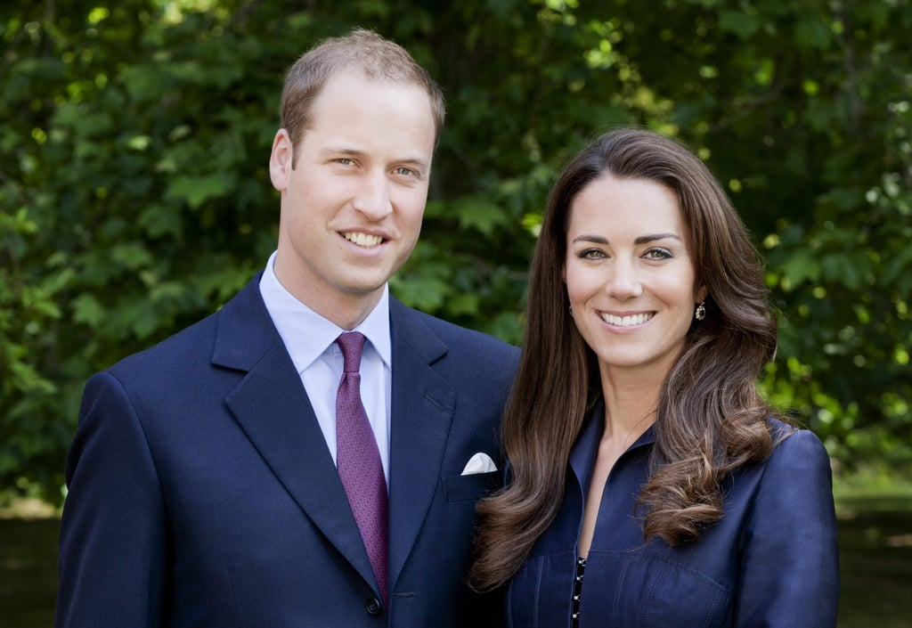Prince William and Kate Middleton smiling in photos for Canadian tour.