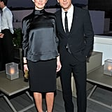 Faith Hill and Tim McGraw stepped out for the pre-Oscars bash hosted by Cate Blanchett and Roberta Armani.