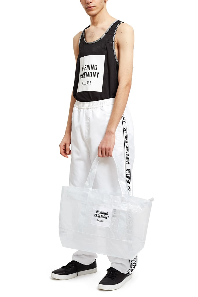 Opening Ceremony Clear Tote